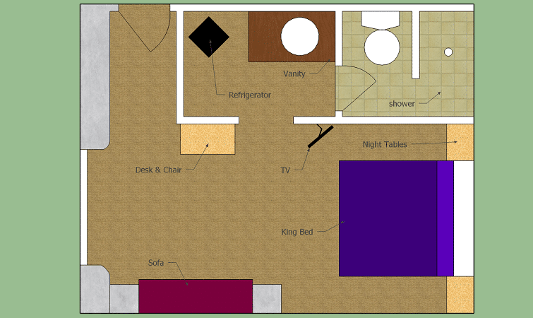 suite 4 floor plan